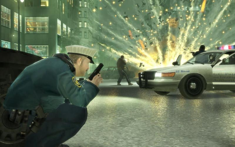 GTA 4 Amazing Graphics