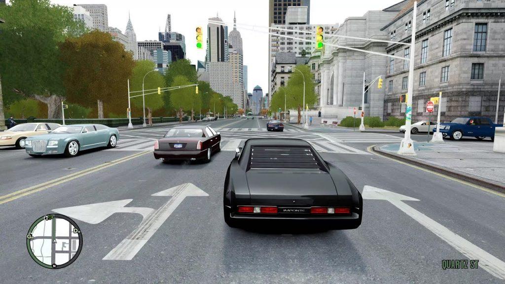 GTA 4 Game