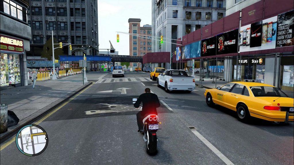 GTA IV APK Scenes